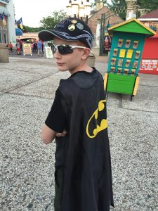 Tristan W - Batman cape